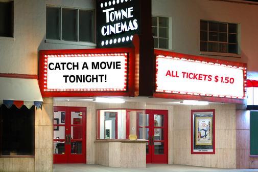 Towne Cinemas American Fork Utah