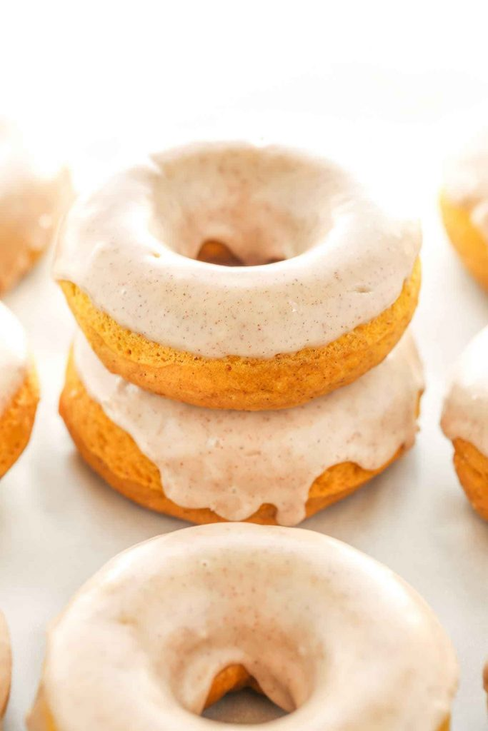 pumpkin recipes-donuts