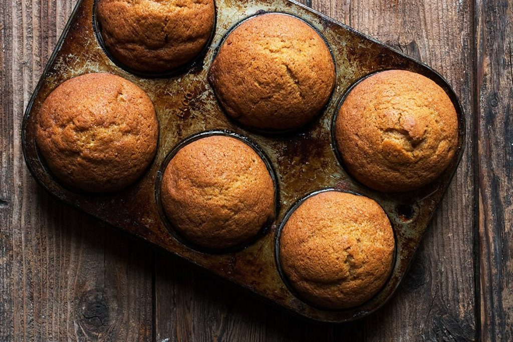 pumpkin recipes-muffins