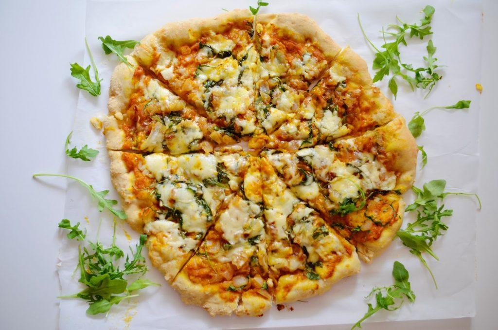 pizza pumpkin recipe