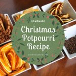 Homemade Christmas Potpourri Recipe