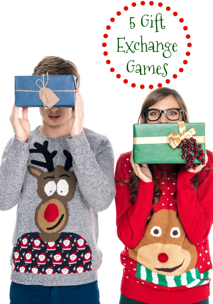 5 Gift Exchange Games