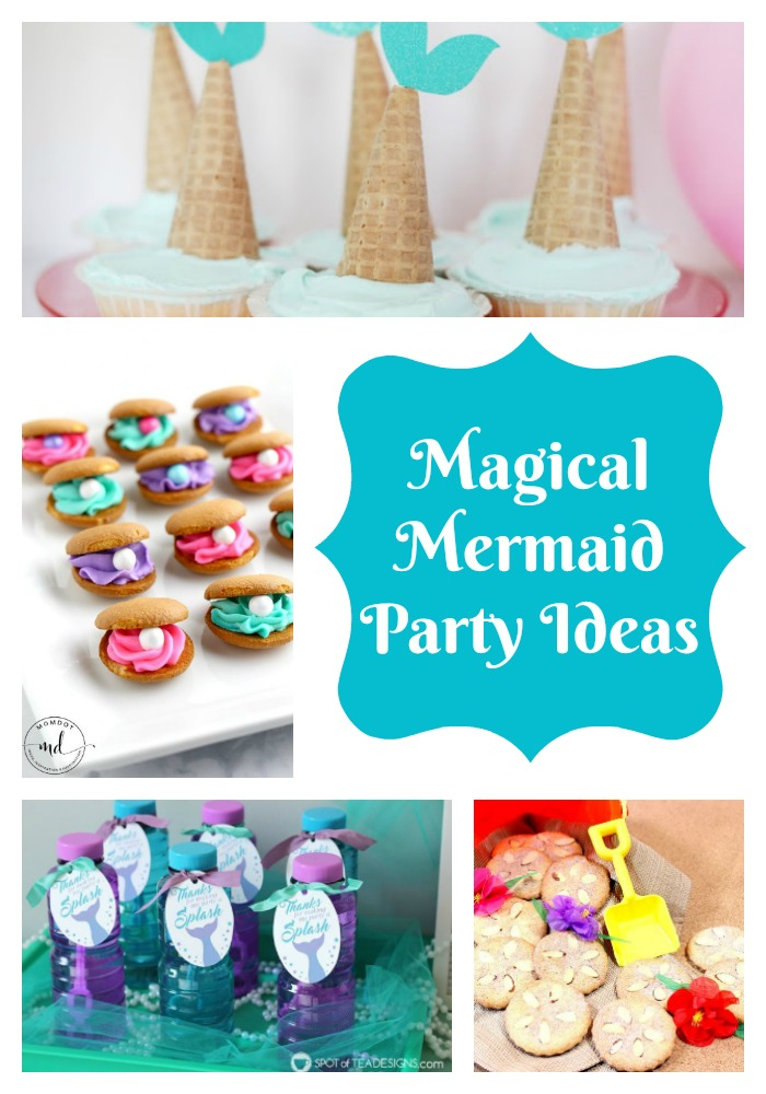 Magical Mermaid Party Ideas