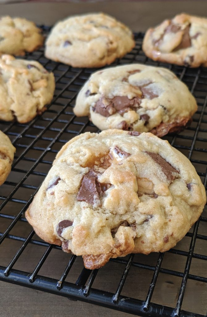 snickers cookie recipes