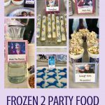 frozen 2 party food ideas