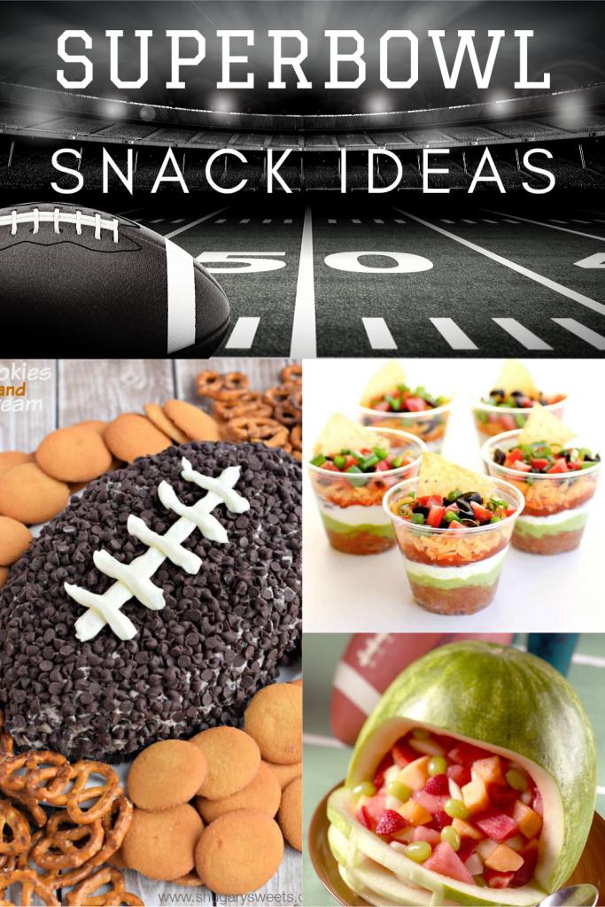 Superbowl Snack Ideas