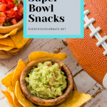 Snack ideas for the Superbowl parties