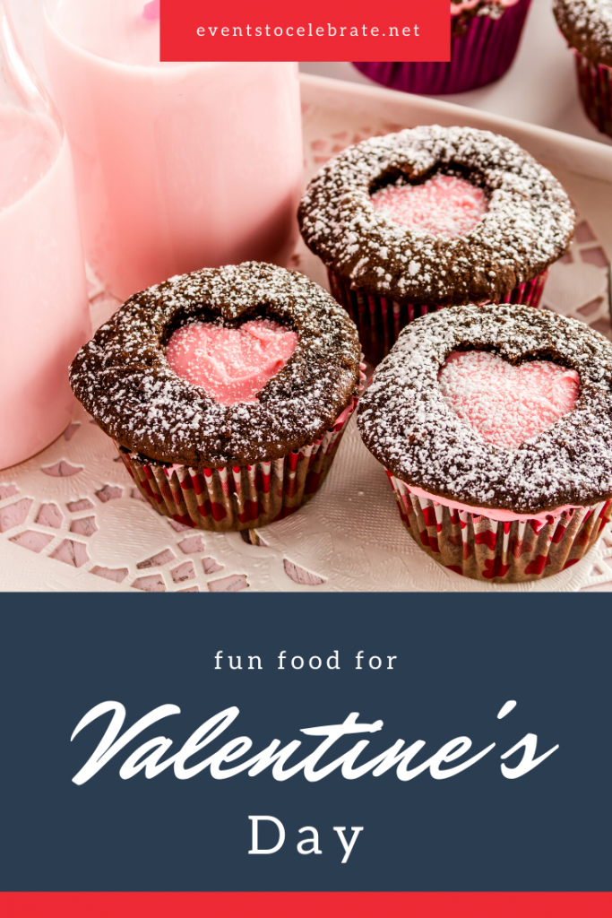 Fun Food for Valentine's Day