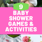 9 baby shower games and activities