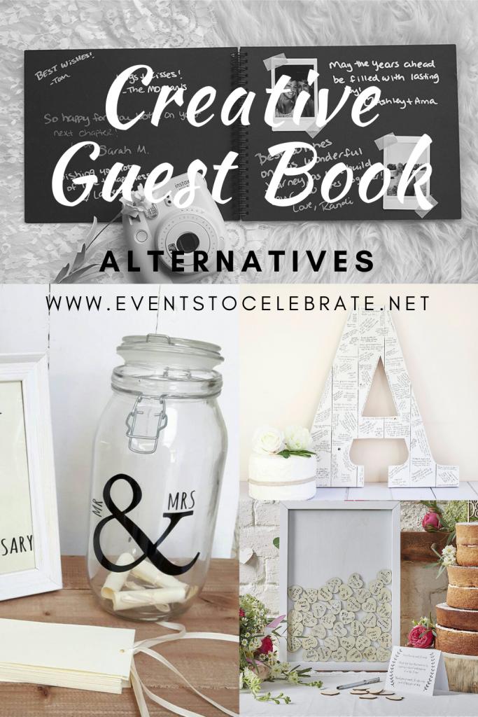 Creative Guest Book Alternatives