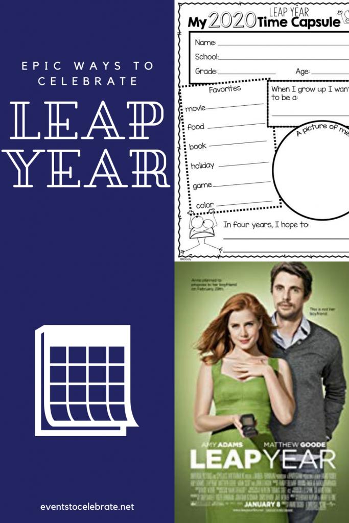 celebrate leap year