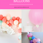 Balloons for every party