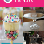 Fabulous DIY Cupcake Displays