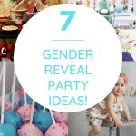 7 gender reveal party ideas