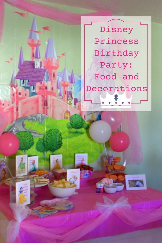 Disney-Princess-Birthday-Party-Food