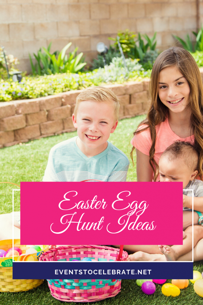 Easter Egg Hunt Ideas