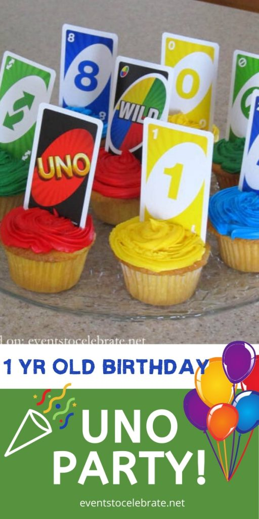 one year old uno party