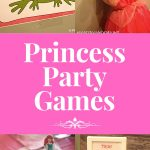 princess party games and activity ideas