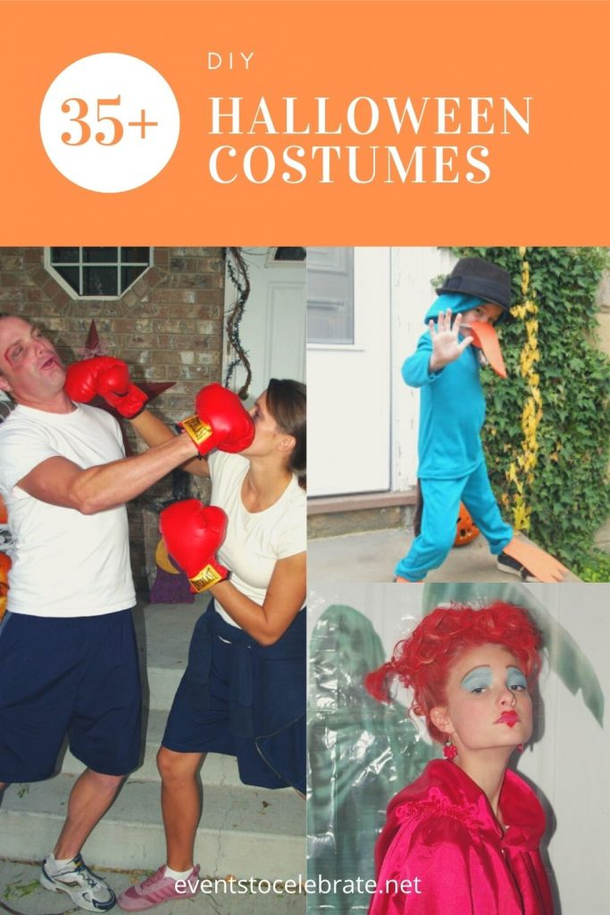 Halloween Costume ideas