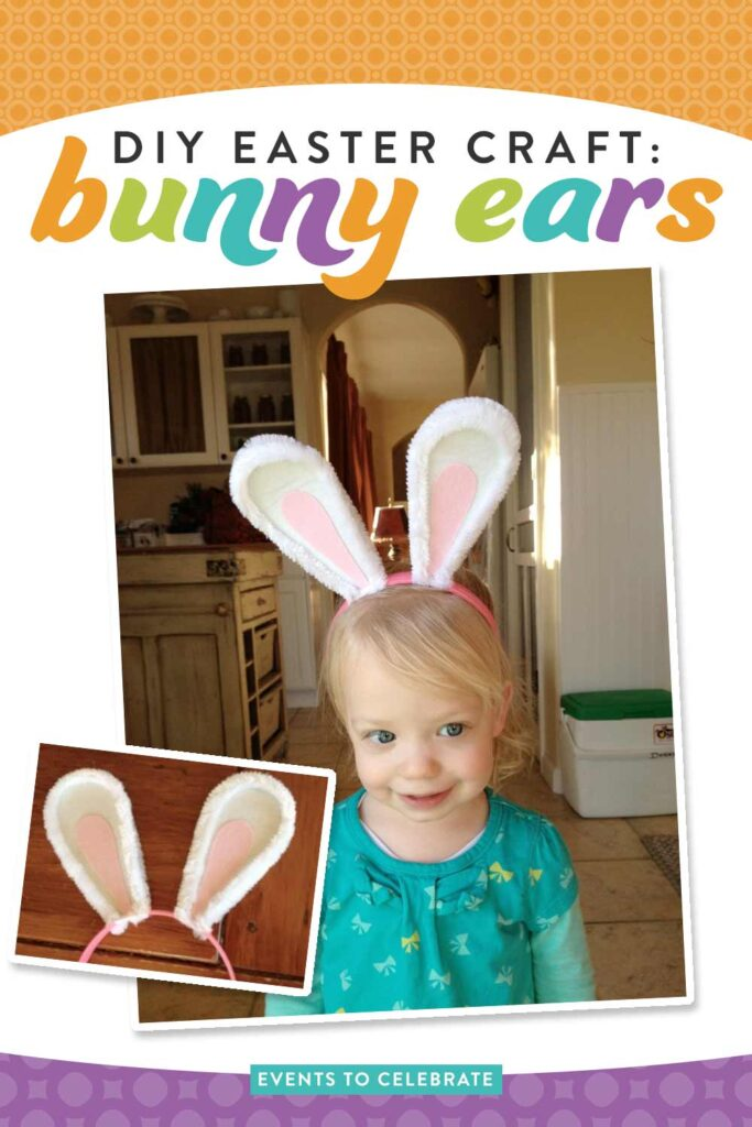 DIY Bunny Ears Craft for Kids