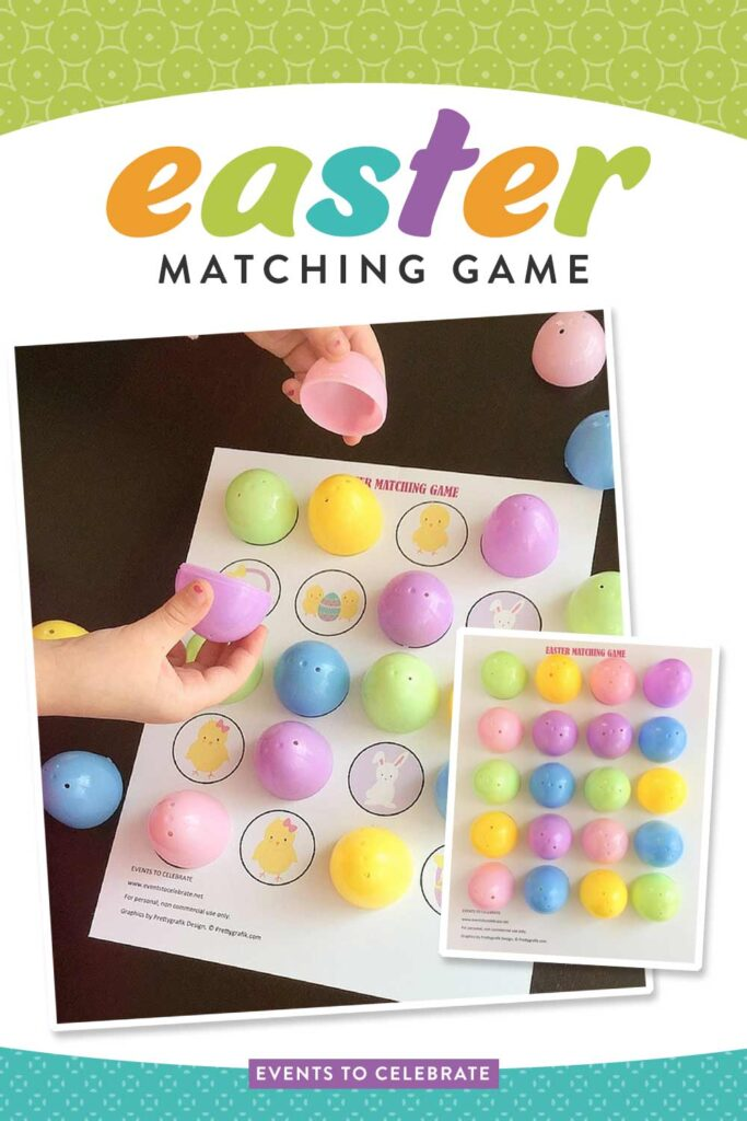 Easter-Matching-Game