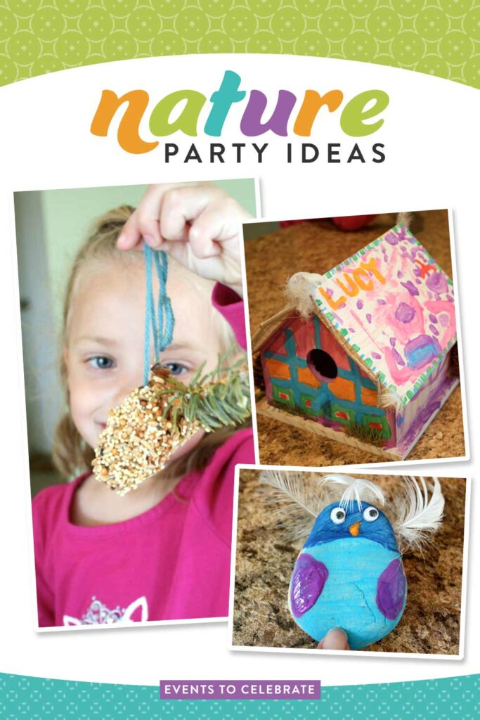 Nature-Party-Ideas