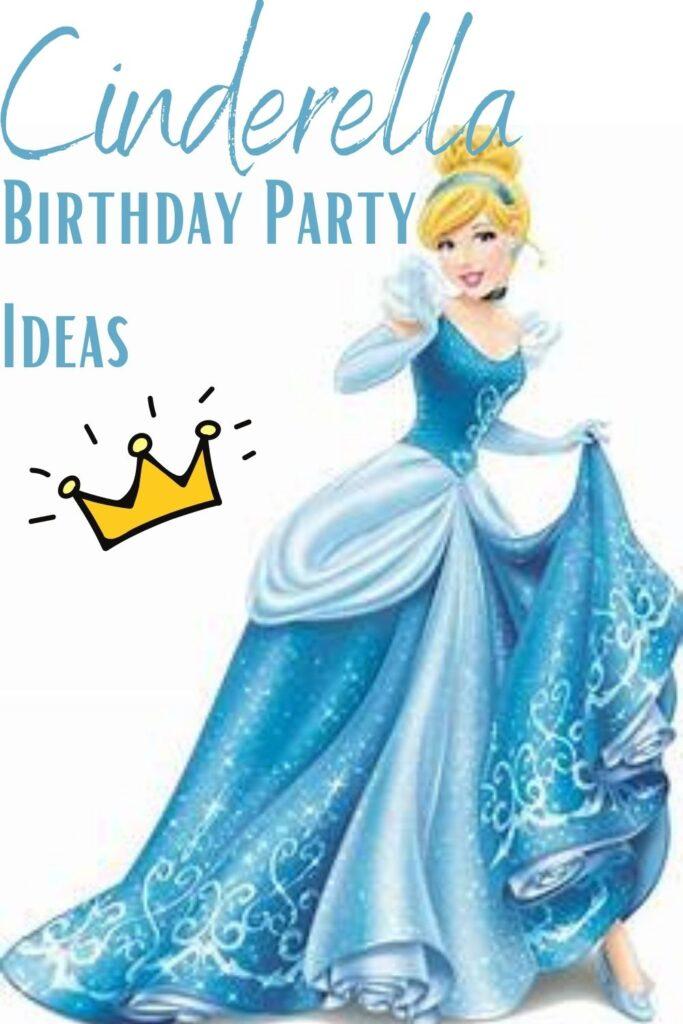 New Cinderella Birthday Party Ideas